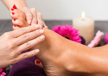 Reflexology at the Sligo Wellness Centre