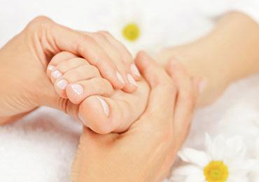 Aromatherapy Foot Massage at the Sligo Wellness Centre