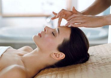 Indian Head Massage at the Sligo Wellness Centre
