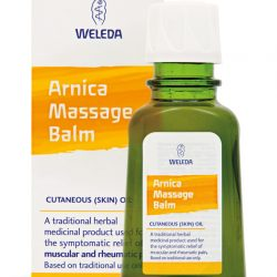 Weleda Massage Balm with Arnica