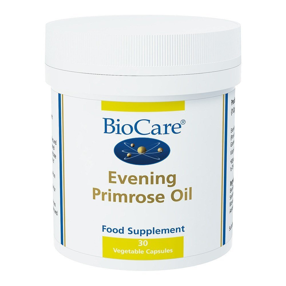 BioCare Evening Primrose Oil