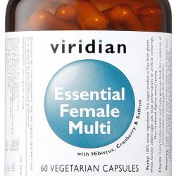 Essential Female Multi 60 Veg Capsules
