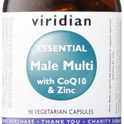 Essential Male Multi 90 Veg Capsules