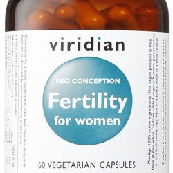 Fertility for Women 60 Veg Capsules