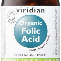 Viridian Folic Acid 90