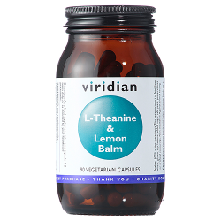 viridian l-theanine 90